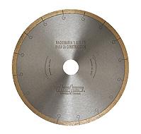 Disco de corte especial gres porcelánico