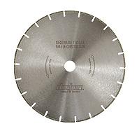 Disco diamantado electrodepositado gama premium