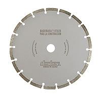 Disco diamantado general de obra gama estándar