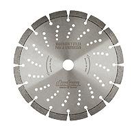 Disco diamantado todoterreno gama premium