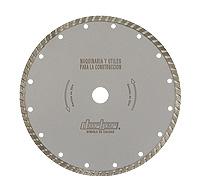 Disco diamantado general de obra gama estándar turbo