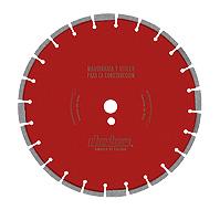 Disco diamantado hormigón-asfalto gama profesional