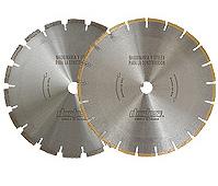 Discos diamantados para cortadoras e ingleteadoras (Pirineos, Ordesa, Teide, Moncayo)