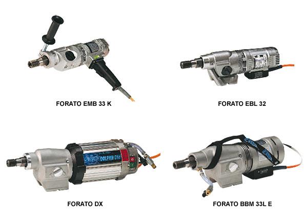 Motores Serie Forato